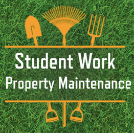 Student Work Property Maintenance