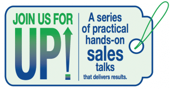 Up Sales Logo