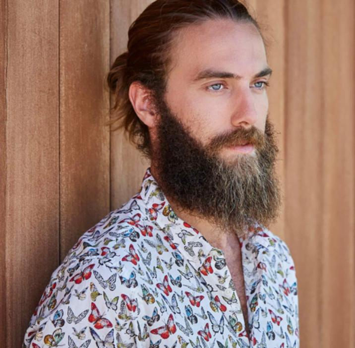 Alex Brown Beard Club