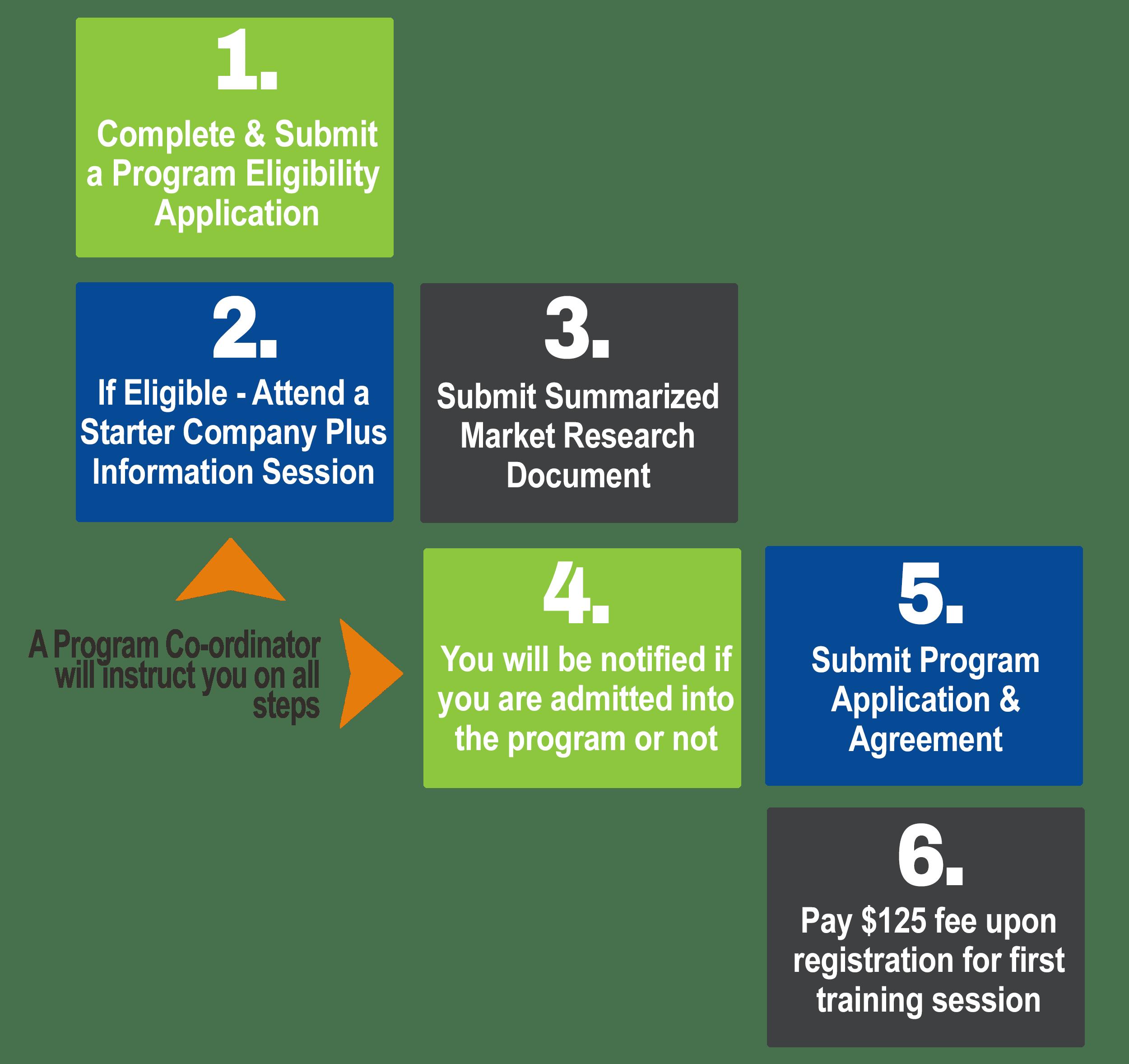 Starter Company Plus Process