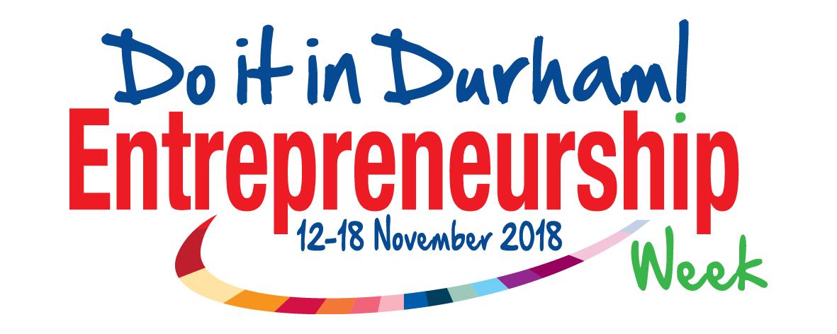 Do It In Durham 2018 Logo