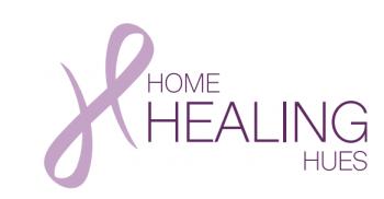 Home Healing Hues Logo
