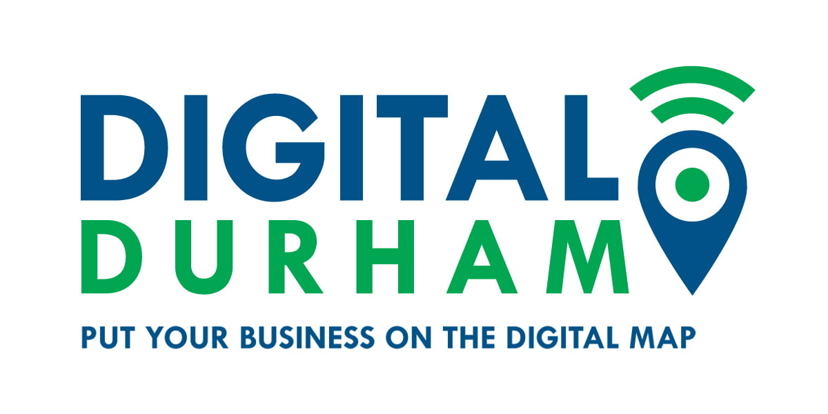 Digital Durham Logo Tag