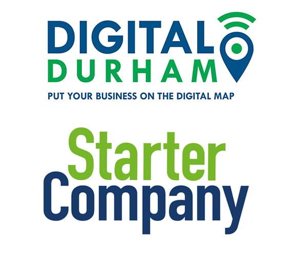 DD logo with Tag