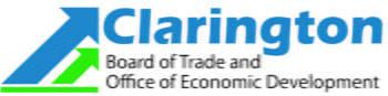 Clarington board of trade logo