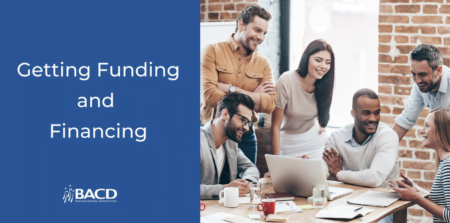 Getting Funding and Finance Event